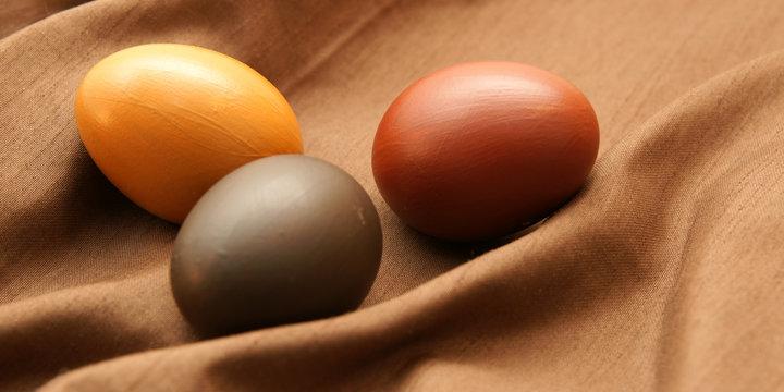 oeufs et chocolat