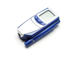 diabetes self-test kit
