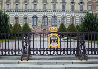 The Royal Palace in Stckholm