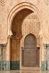 Moschee Hassan II. in Casablanca, Marokko