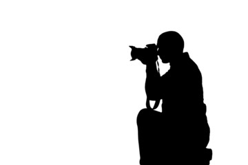 Fotograf - Silhouette
