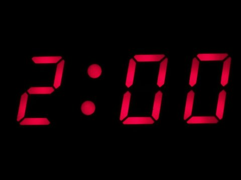 2 o'clock