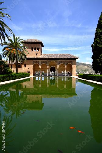 les jardins de lalhambra grenade - Jardin De L Alhambra