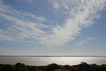 Coorong en Australie du Sud