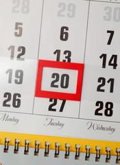 Inauguration Day in calendar 2009