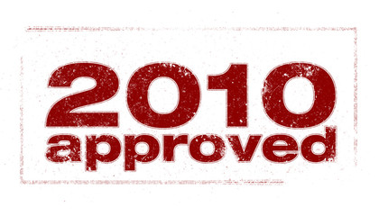 2010 approved