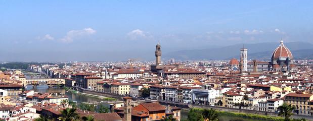 Florence skyline panorama