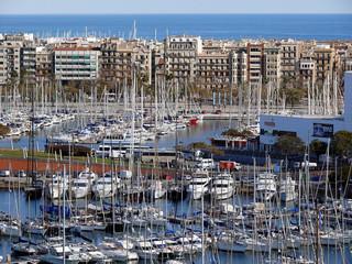 Barcelona - Port Vell 01