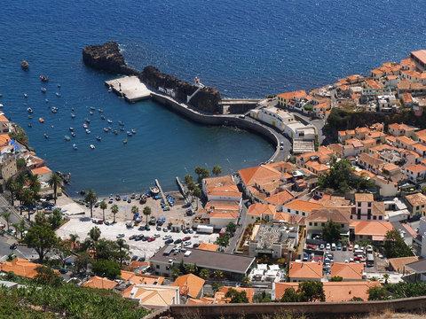 Hafen auf Madeira