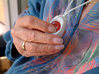 Notruf und Hilfe für Rentner und Kranke