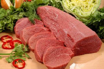 Keuken foto achterwand Vlees meat