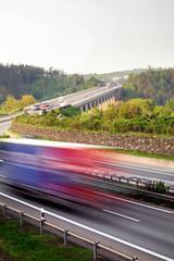 Autobahn Pirk