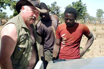 Chercheurs d'or africains
