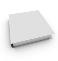 book in white