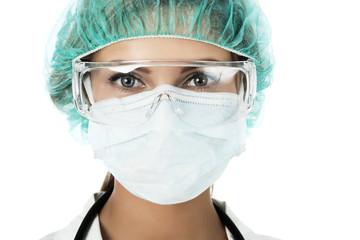 doctors face
