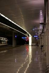 Bahnhofsathmosphäre