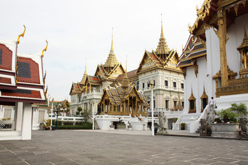 In Grand Palace, Bangkok