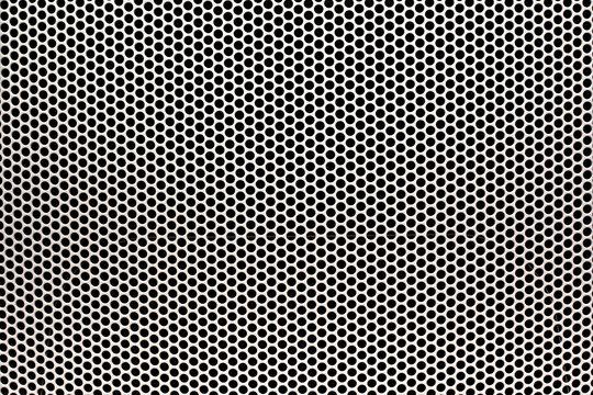 metal net background