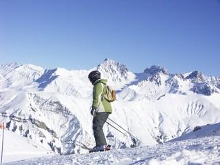 ski et air pur