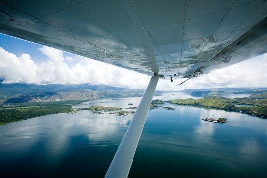 Lake Sentani Indonesia