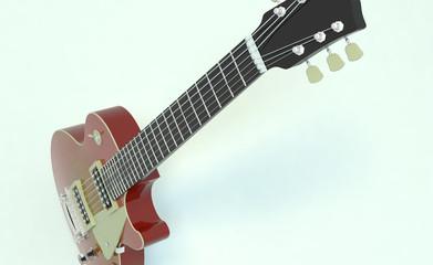 Guitar scorcio