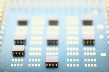 CPU macro