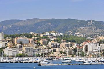 Spanien, Palma de Mallorca, Hafen