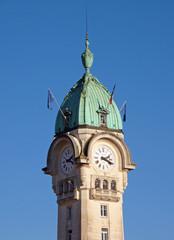 La gare de Limoges - campanile