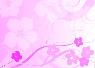 Blüten Illustration