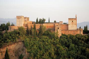 Alhambra Abendstimmung