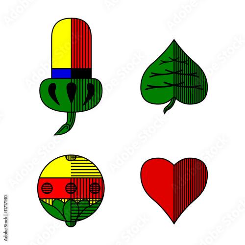 Spielkarten Deutsches Blatt