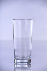 Clear glass of water