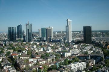 Skyline, Frankfurt am Main