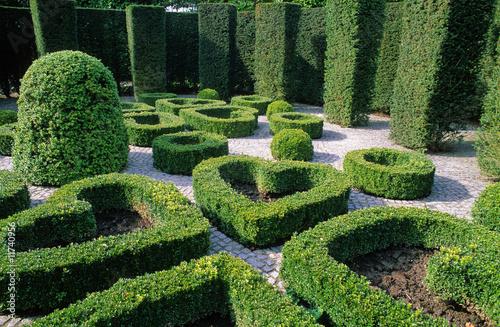 jardin d 39 agr ment photo libre de droits sur la banque d 39 images image 11740956. Black Bedroom Furniture Sets. Home Design Ideas