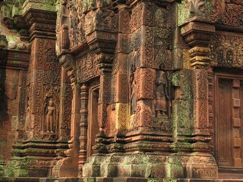 Le Temple Banteay Srei
