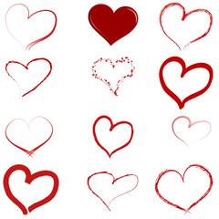 Herzen Heart Button