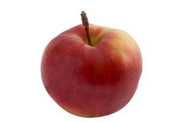 red tasty apple