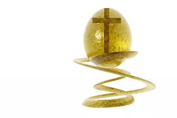 Easter religious.
