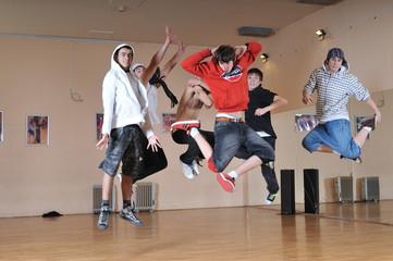 jump group teen
