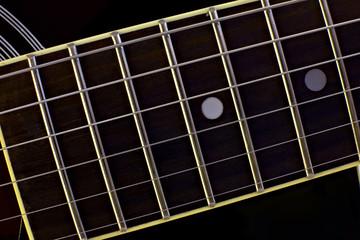 Strings of classical guitar