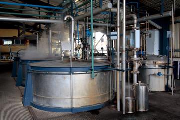 Distillerie de sucre