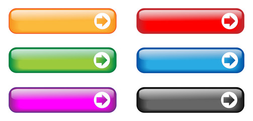 Rectangular Buttons (various colours)