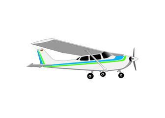 Cessna - Vektor