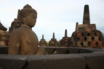 Borobudur Temple, Yogjakarta