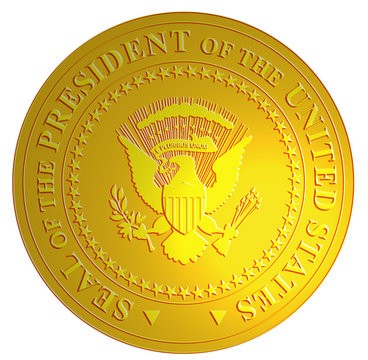 Seal of the President of the USA