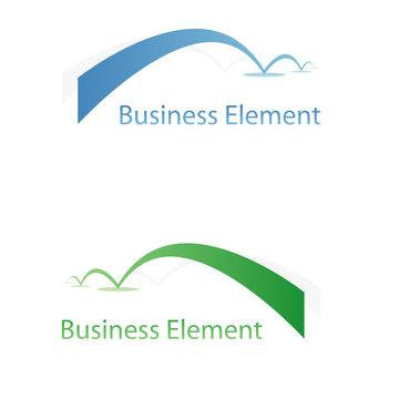 Vector Business Logo