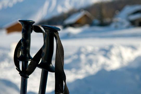 Batons de ski