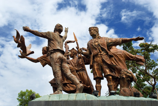Mindanao peace monument