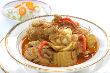 Chicken Massama Curry