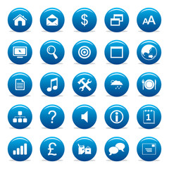 Website & Internet Icons Series 6